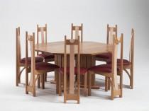Octagonal Dining Suite